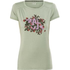 Maloja HalfingM. Multi t-shirt Dames, glacier